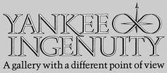 Yankee Ingenuity for jewelry, art glass, sculpture, lamps, clocks, candlesticks, planters, vases, whimsical folk art, gift ideas in Chatham, Cape Cod Massachusetts