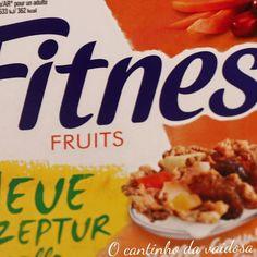 Comece bem o dia com um bom pequeno-almoço! Snack Recipes, Snacks, Cereal, Chips, Fruit, Breakfast, Nice, Ideas, Food