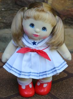 ~My Child Doll Ash Puppytails-Blue Eyes~