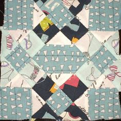 Farmer's Wife block 24: Country Lane Farmers Wife Quilt, Quilts, Blanket, Country, Comforters, Blankets, Rural Area, Quilt Sets, Shag Rug