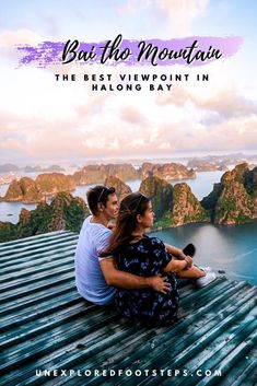 One of the best adventures we had in Vietnam was trying to find this hidden hike to the top of Bai Tho Mountain! With the best views of Ha Long Bay and the best photo spot, you need to put it on your bucket list when visiting Vietnam!