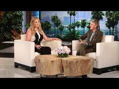 Tastefully Offensive: Amy Schumer's Hilarious Interview with Ellen DeGeneres