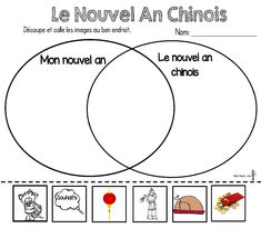 Mme Marie-Julie : Le nouvel an chinois French Teaching Resources, Teaching French, Core French, French Immersion, Clipart, Chinese New Year, Grade 1, Social Studies, Socialism