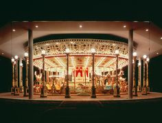 """""""EL DORADO"""" is the Oldest carousel in The World."""