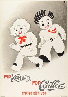 FIP Kohler - FOP Cailler - stellen sich vor