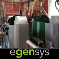 Egensys can provide annual service contracts for large scale commercial Okofen biomass boiler installations like this district heating system. All four Pellematic 48kW boilers serviced for a customer in Doncaster. We cover the Midlands and Yorkshire: enquiries@egensys.co.uk Biomass Boiler, Heating Systems, Yorkshire, Scale, Commercial, Canning, Cover, Weighing Scale, Home Canning