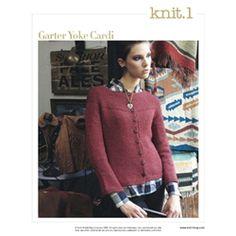 Knit.1 Magazine Fall/Winter 2008 #22  Design by Melissa LaBarre