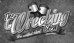 The Wrecking Crew extended logo
