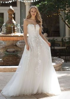 10bd76147ea Bridal Collections by Justin Alexander – Sweetheart   Sincerity