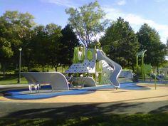 Kiwanis Playground | Recreation | HRM Playgrounds, Landscaping, Park, Kids, Children, Parks, Landscape Architecture, Landscape, Garden Design