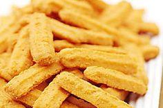 Cheddar Cheese Straws - Savory Cheese Straw Recipes