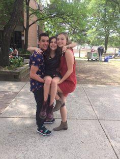 Matthew,Romy,and Aviva