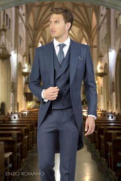 ¿Te gustan los trajes de novio clásicos? Si es así, no te puedes perder nuestra colección http://www.enzoromano.com/clasicos-2016/