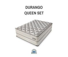 Hundreds of individually wrapped coils are the key to ultra firm support and exceptional motion separation in the Durango firm mattress by Denver Mattress. Layer upon layer of high density foam tops the coils to create the perfect combination of support and comfort.