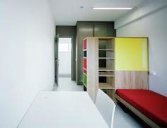 Galería - Residencia para estudiantes - Rehabilitación Casa México / Atela Architectes - 16