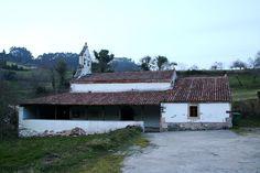 Asturias Iglesia de Santo Tomás (Coro)
