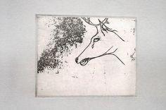 """Hirschkopf"" Joseph Beuys en  ""Cuerpo y Poder"" Pasaje Fuencarral 77. Madrid. #ArteContemporáneo #ContemporaryArt #Art #Arte #Arterecord 2015 https://twitter.com/arterecord"