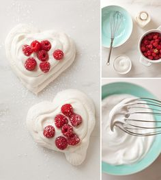 Pavlova Hearts
