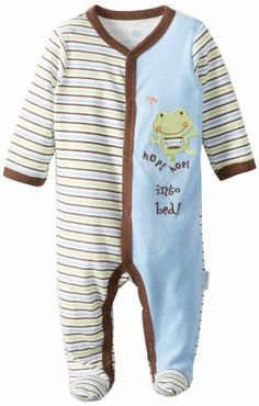 Amazon.com: Vitamins Baby Boys Newborn Frog: Clothing