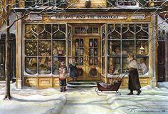 Window Shopper  .Ttrisha Romance