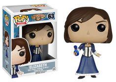 Pop! Games: Bioshock - Elizabeth | Funko