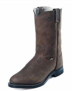 Justin Ladies Basics Crazy Cow Boots JBL3001