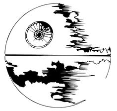 Death Star 2 Logo
