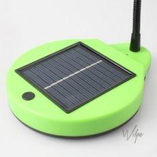 Solar Bureaulamp met USB charger