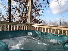 Lofty Thoughts - 1 Bedroom, 2 Bathroom Cabin Rental in Pigeon Forge, Tennessee.