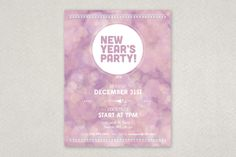 Candy Cane Party Flyer Template  Bring Attention To Your Holiday