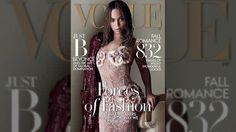 Beyonce | Vogues September Cover Model