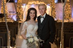 Holbrook/Mornout Covenant Remnant Fellowship Wedding - Winter Wedding - New Year's Eve - Double Wedding