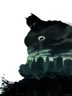The Dark Knight Returns by Robjenx on deviantART