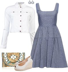 """Untitled #743"" by amy-devito-haustetter ❤ liked on Polyvore"