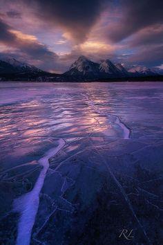 Winter Dreams by Rob Lafreniere   Canadian Rockies
