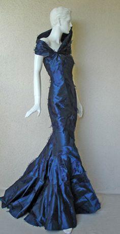vintage halston couture | Designer Couture
