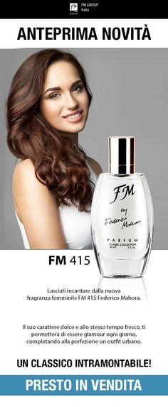 Presentazione fragranza 415 - Anteprima novità - Federico Mahora FM GROUP Italia