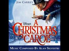 """I like many of the works by film composer, Alan Silvestri.  He really knocked it out of the park with this soundtrack medley chock-full of Christmas carols and hymns.  """"A Christmas Carol Main Title"""""""