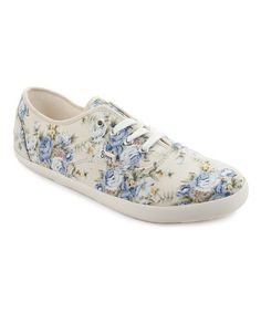 Look what I found on #zulily! Floral Pema Sneaker by Sonam Life #zulilyfinds