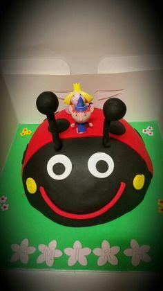 Ben & Holly cake - Gaston