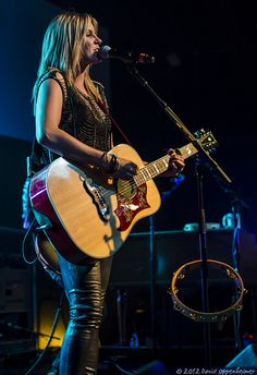 Grace Potter and the Nocturnals by Concert_Photos_Magazine, via Flickr Copyright: David Oppenheimer