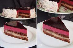 Этот торт для любителей нежных ягодных кремов-муссов а также для любителей шоколада) Кисло-сладкое сочетание как нельзя подойдет для весенне-летнего праздника.:…