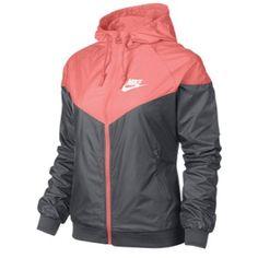 la chaqueta; gris, rosado