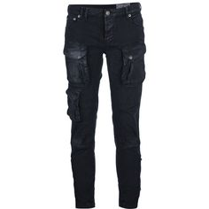 CYCLE skinny cargo trouser ($131) ❤ liked on Polyvore featuring pants, bottoms, jeans, trousers, super skinny pants, skinny fit pants, five pocket pants, 5 pocket pants and cargo trousers