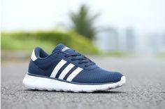 Adidas Neo City Racer Sneaker Blauw