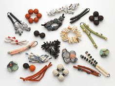 Julie Blyfield exhibition at King Street art centre of jewellery and objects/FORM