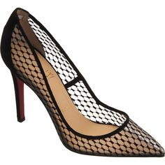 "Christian Louboutin ""Pigaresille"" 100 mm Pumps"