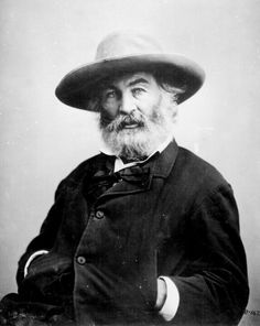 Walt Whitman, circa 1862--on God, America & Life.
