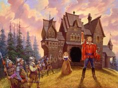 The Gathering Storm cover by Darrell K Sweet