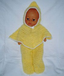 Crochet Pattern For Baby Hooded Poncho : Prem Babys on Pinterest Preemie Babies, Hat Patterns ...